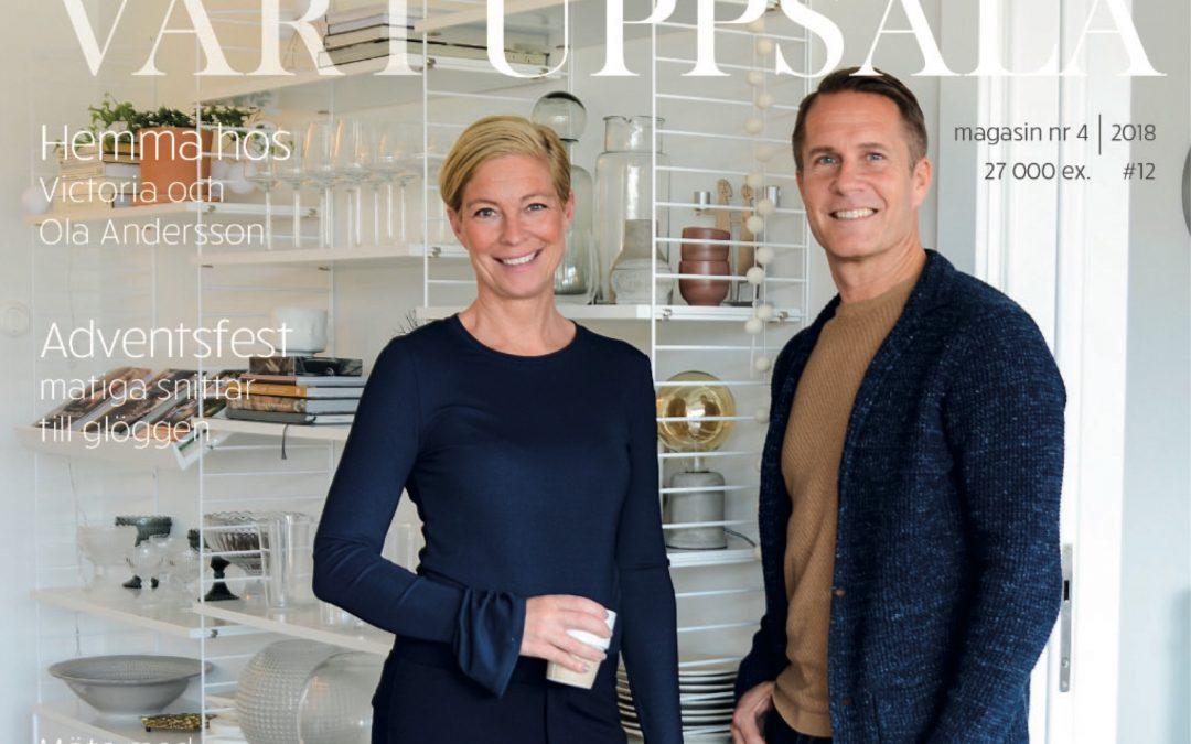 Imagefocus i Uppsala Magazine